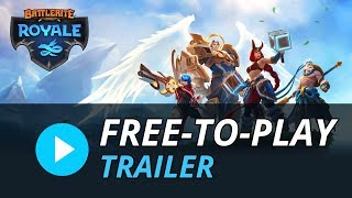 Free-To-Play Trailer preview image