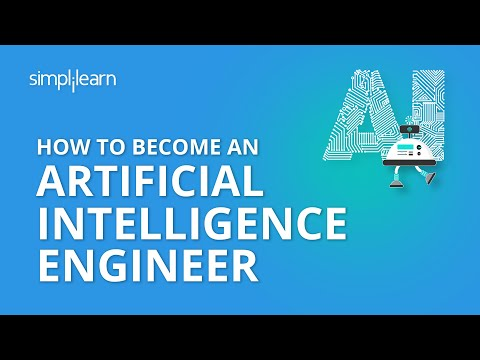 video Artificial Intelligence Engineer Masters Program