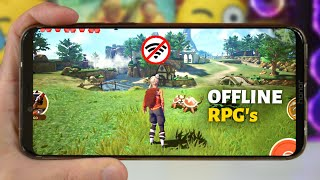 Top 25 OFFline RPG Games For Android & iOS 2020