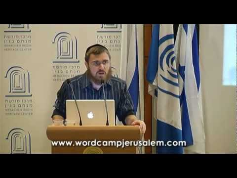 WordCamp Jerusalem 2011 - Tablets and WordPress by Jonathan Caras