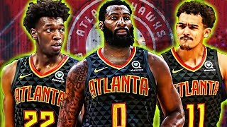 What's Next For The Atlanta Hawks in 2020!? ANDRE DRUMMOND TRADE!