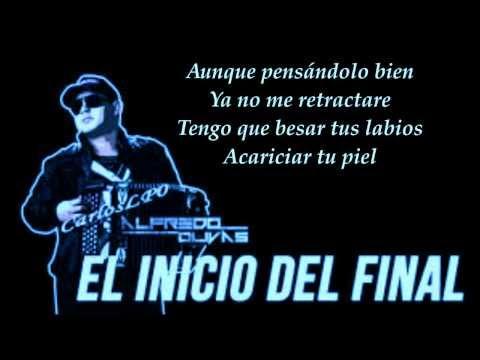 Alfredito Olivas el Inicio Del Final (letra completa 2014)