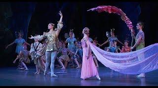 2017 Paris Opera Ballet - Midsummer Night's Dream Excerpts - Marchand Abbagnato Renavand