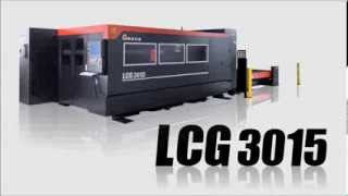 Amada LCG-3015: Präzisionsschneiden mit CO2-Laser