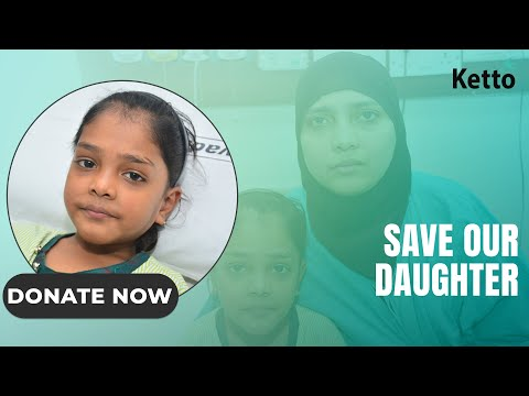 Fighting blood disorder since infancy, my child needs your help - YouTube