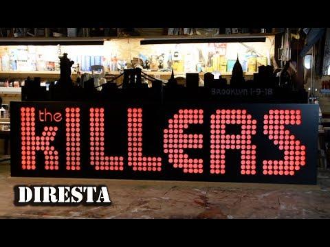 DiResta Sign 4 The KILLERS