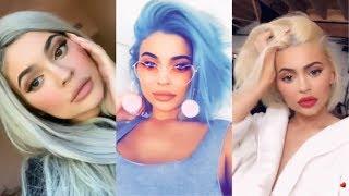 Kylie Jenner Song Compilation Snapchat   December 2018