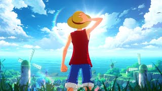NEW Free Open World ONE PIECE Mobile Game is AMAZING!