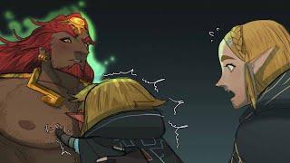 Recharge - Breath of the Wild Sequel AU Motion Comic