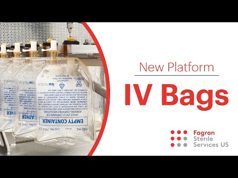 Committed Supply. Trusted Quality. Fagron Sterile Services US (FSS) continues a patient care focused approach to new product development.   FSS adds IV bags to product portfolio after working with hospitals and ambulatory surgery centers to support reliable supply of these high-demand sterile medications, many of which are controlled substances.