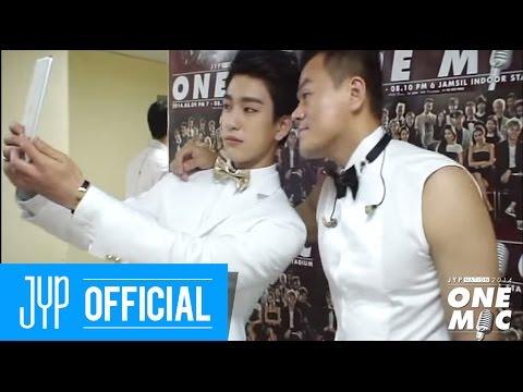 2014 JYP NATION