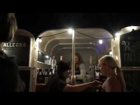 Allegro Coffee Roasters at Aspen Food & Wine Festival Event, Wine at the Mine