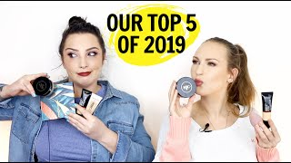 5 Faves from 2019 | Makeup Favourites & BN AWARDS VOTING