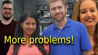 Is Karine pregnant by Paul or another man + Colt Mexican mistress + Elizabeth 90 Day Fiance news!