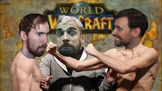 WORLD OF WARCRAFT DRAMA