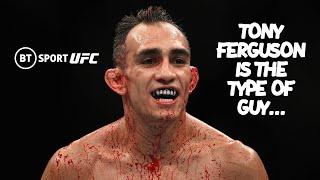 Tony Ferguson is one of the craziest men to ever enter the Octagon   UFC 249