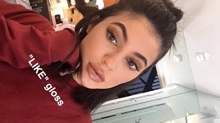 Kylie Jenner   Snapchat Videos   May 2016   ft Kendall Jenner