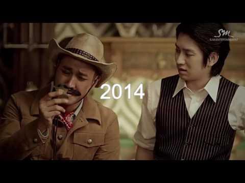 Super Junior Evolution 2005 - 2016