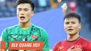 U23 Việt Nam - U23 Jordan: Vì sao Tiến Dũng được tin tưởng, Quang Hải chưa bùng nổ? | BLV Quang Huy