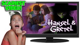 SCARIEST VIDEO!!! HANSEL & GRETEL Maker Tales! TOP 10 Countdown: #9