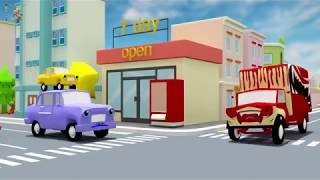 Baby Car Song KIDS LEARNING RHYMES