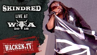 Skindred - 3 Songs - Live at Wacken Open Air 2018