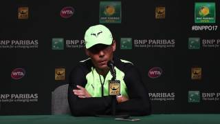 Press Conference: Nadal Pre-Tournament