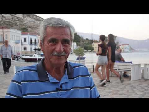 30 χρόνια φαροφύλακας στη Στρογγύλη, το πιο μακρινό νησάκι της Ελλάδας