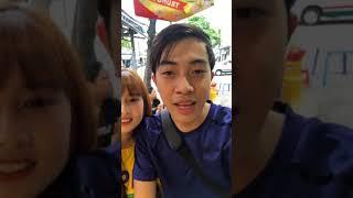 Cris Devil Gamer dẫn Mai Quỳnh Anh đi ăn    Cặp đôi bá đạo !