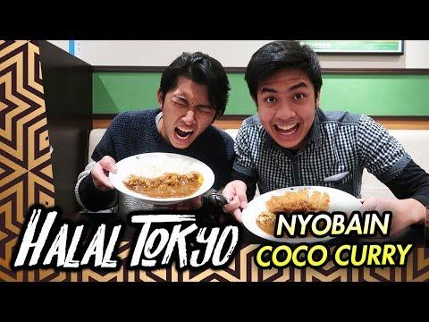 REVIEW HALAL TOKYO: COCO CURRY ICHIBANYA (KARE JEPANG)