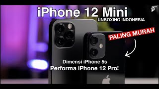 🔥 INI THE BEST !! iPhone 12 Mini Unboxing & Review Indonesia - iTechlife