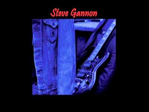 STEVE GANNON - Too through with You