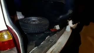 Polícia Rodoviária Federal prende criminoso com três armas de fogo na BR 290, em Eldorado do Sul