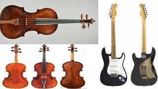 Top 10 Most Expensive Musical Instruments.