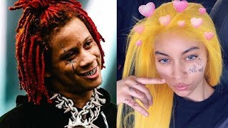 Trippie Redd Fights Guy Flirting with His Ex Girlfriend Ayleks