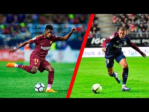 Top 10 Young Dribblers 2017/2018