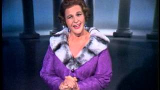 Kate Smith on The Dean Martin Show - As Long As He Needs Me