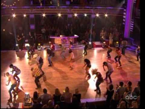 Footloose Live on Dancing With The Stars