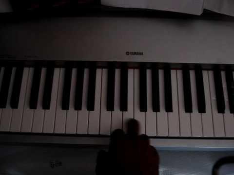 tu fidelidad piano melodia