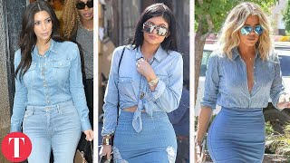 10 Fashion Rules The Kardashians MUST Follow
