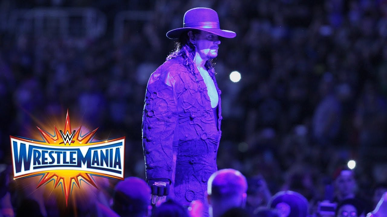 LaBar: WrestleMania 34 Opponent Options For The Undertaker ...