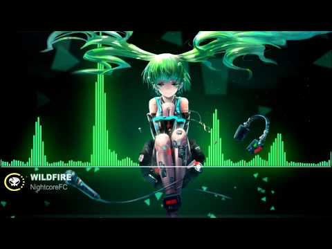 ▶【Vocaloid Dubstep】★ Fatal Force & Crusher P - Wildfire (Gumi English)