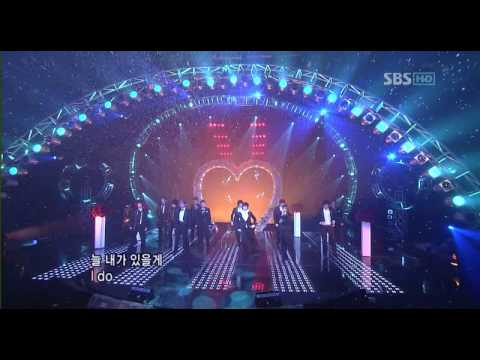 Super Junior 20071216 Marry U (Live) (希澈ending)