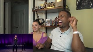 Bill Burr - no reason to hit a woman - how women argue (FULL) - REACTION!!!