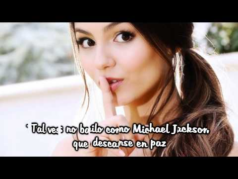 Baixar All I Want Is Everything - Victoria Justice Traducida al Español + Download (HD)