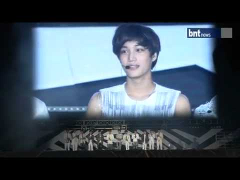 [bnt news] 120818 SM TOWN in Seoul - EXO Introduction