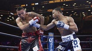 Errol Spence Jr. vs Samuel Vargas - Full Fight
