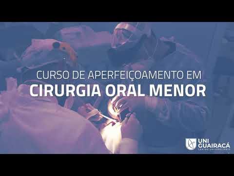 Curso de Aperfeiçoamento em Cirurgia Oral Menor