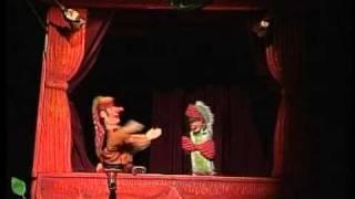 Órajáték - Bábos Mágus János bábszínháza