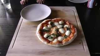 Let's make pizza - broiler/skillet method